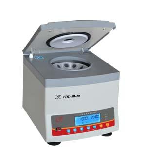 上海安亭TDL-80-2S低速台式离心机