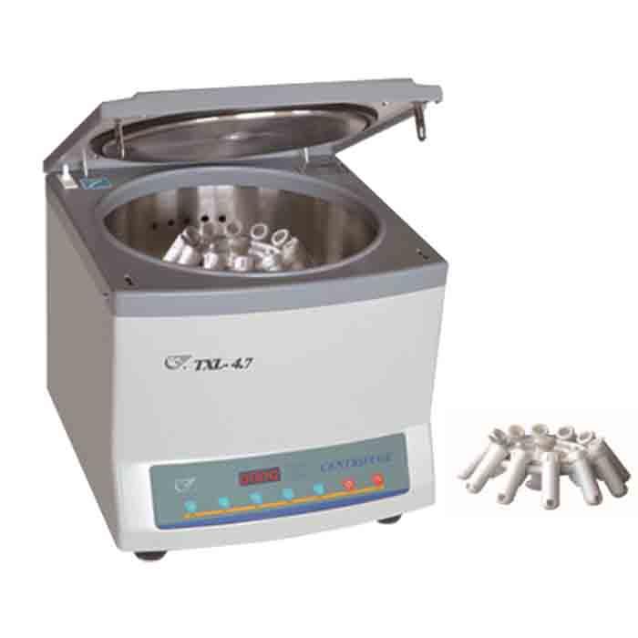 上海安亭TXL-4.7细胞洗涤离心机