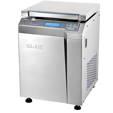 上海安亭GL-20C高速冷冻离心机