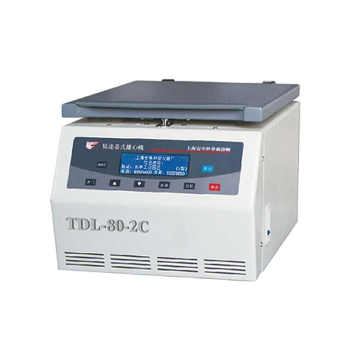 上海安亭TDL-4C低速台式离心机