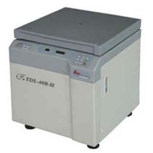 上海安亭TDL-40B-II低速台式大容量离心机