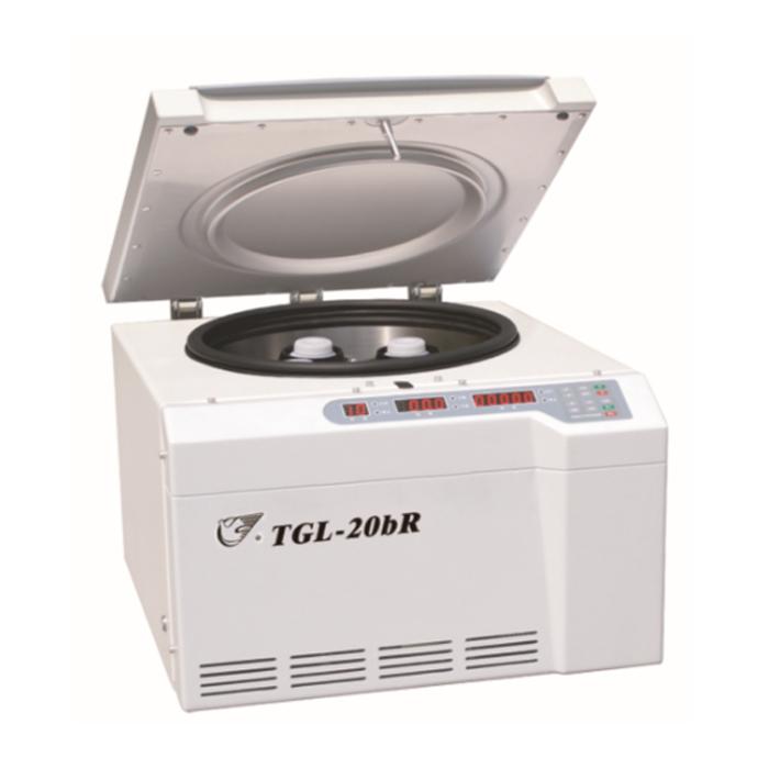 上海安亭TGL-16GR高速台式冷冻离心机