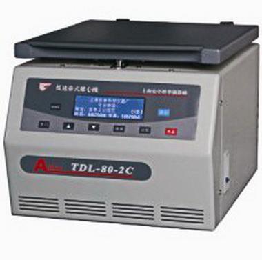 上海安亭TDL-80-2C低速台式离心机