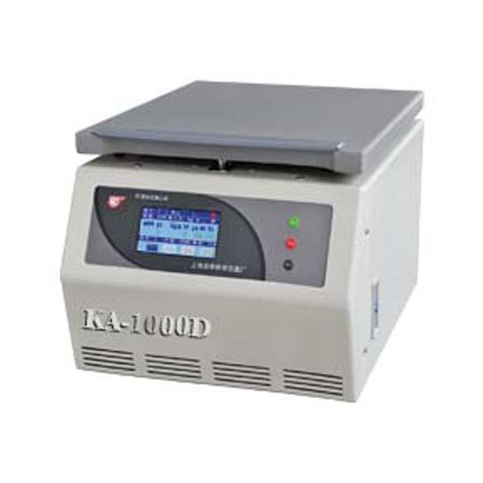 上海安亭KA-1000D低速台式离心机