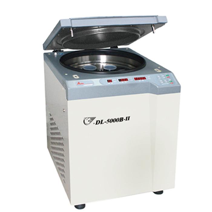 低速冷冻大容量管离心机DL-6000B上海安亭科学仪器厂