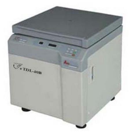 上海安亭TDL-40B低速台式大容量离心机