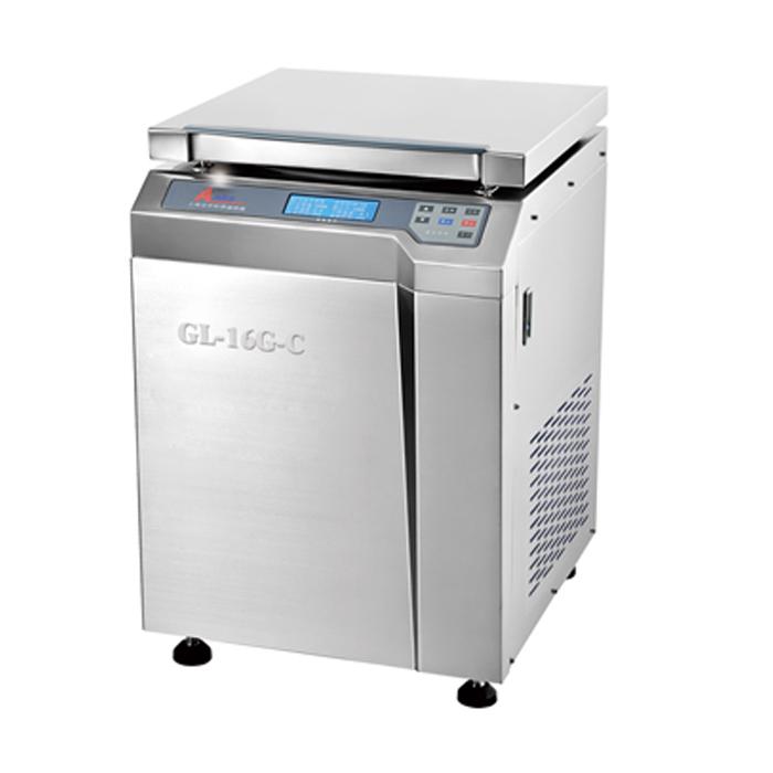 高速冷冻离心机GL-10C_上海安亭科学仪器厂