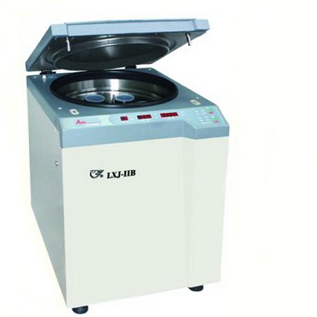上海安亭LXJ-IIB低速大容量多管离心机