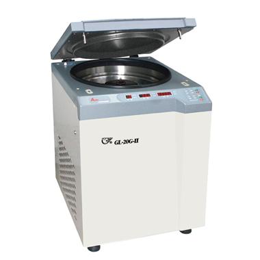 上海安亭GL-20G-II高速冷冻离心机