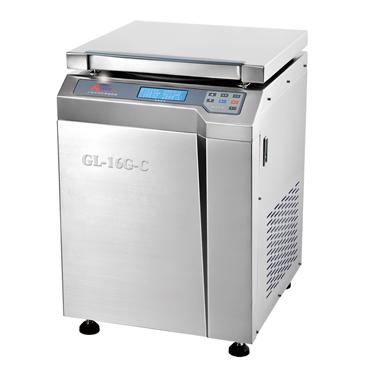 上海安亭GL-12C高速冷冻离心机