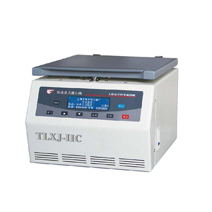上海安亭TLXJ-IIC台式低速大容量离心机